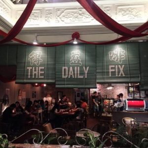 The Daily Fix Cafe 得益啡