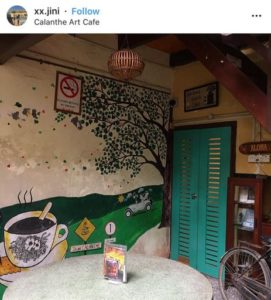 Calanthe Art Cafe 十三州咖啡馆