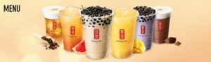 GONG-CHA 贡茶
