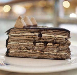马六甲Nadeje千层蛋糕