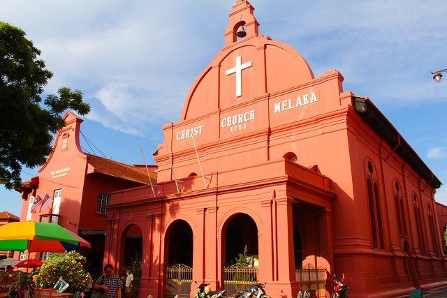马六甲基督教堂(CHRIST CHURCH MELAKA)