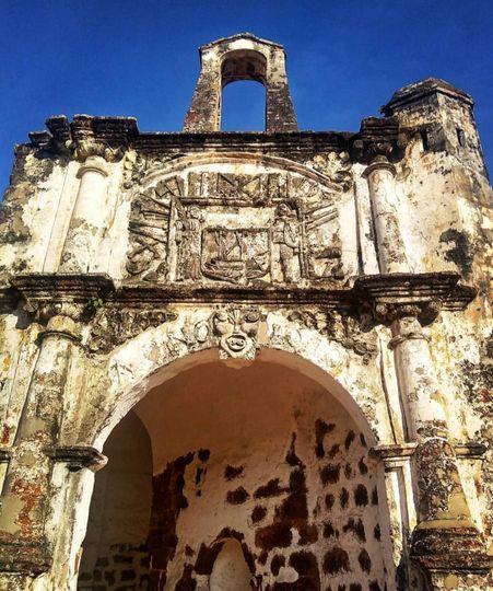 圣地亚哥古城门 A'Famosa Porta de Santiago