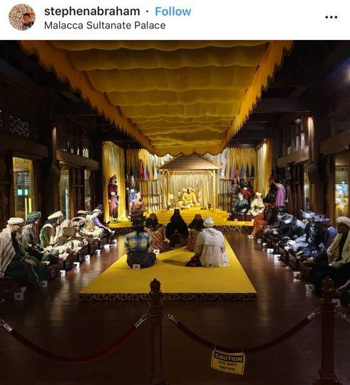 Sultanate Palace 苏丹皇宫