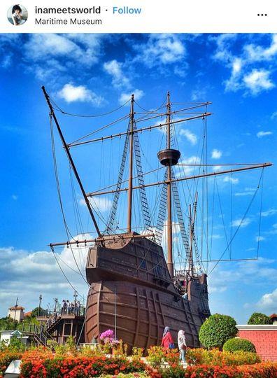 Maritini Museum 海事博物馆