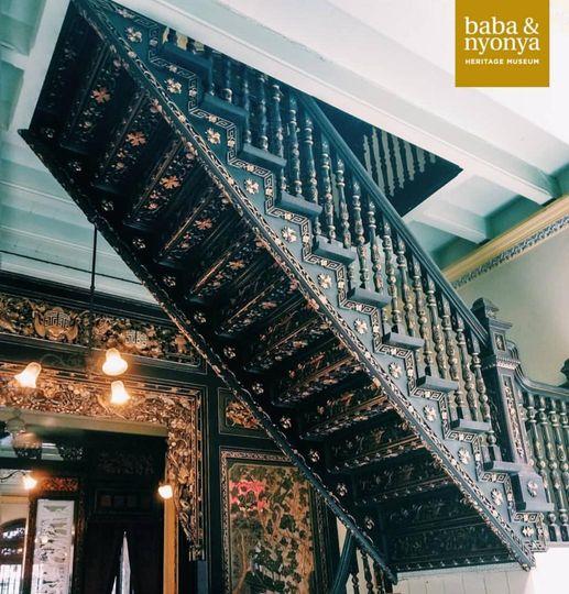 峇峇娘惹古跡博物馆 Baba Nyonya Heritage Museum