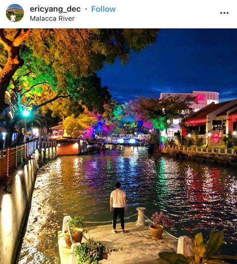 马六甲河 MalaccaRiver
