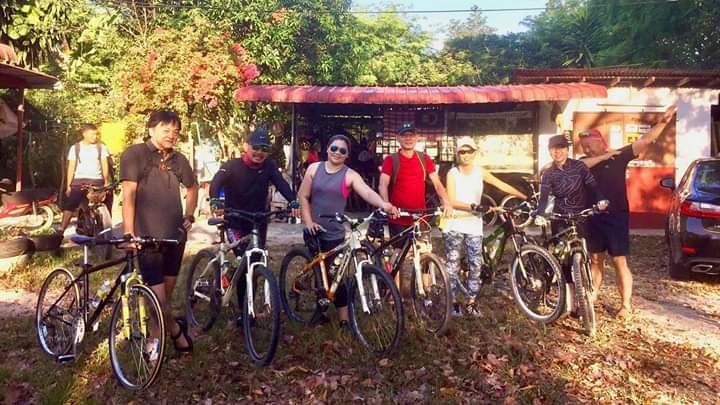 山地自行车之旅 Melaka On Bike