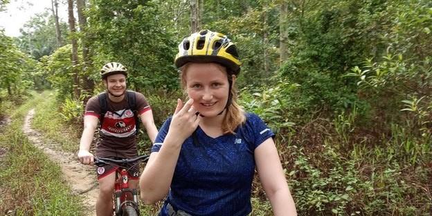 马六甲山地自行车探险Melaka On Bike