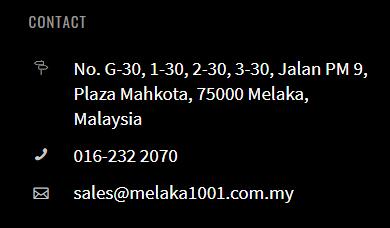 7D互动冒险馆 Melaka Thousand Tales of Adventures